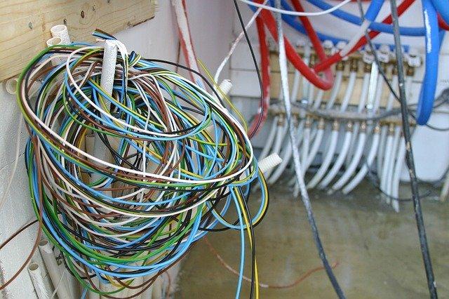 przewody elektroenergetyczne