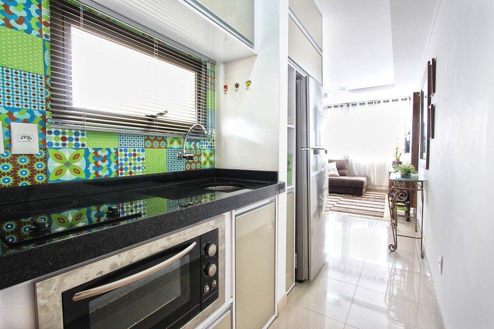 kuchenne panele szklane w gdyni